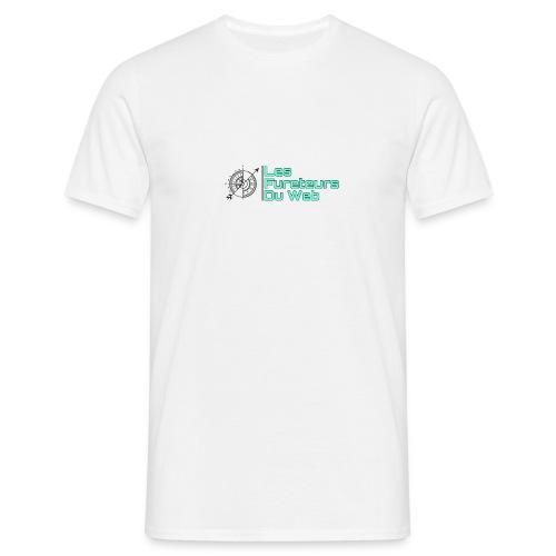 Les Fureteurs du Web - T-shirt Homme