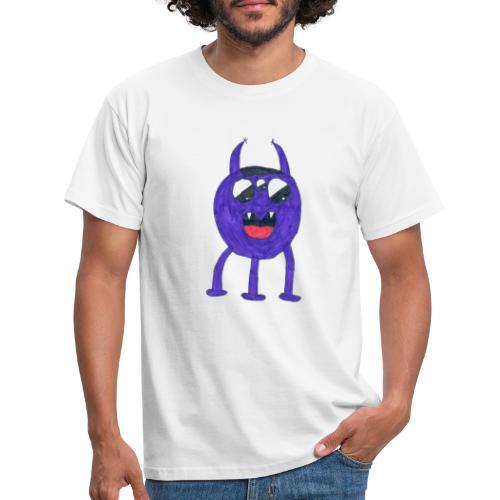 Monster - T-shirt herr