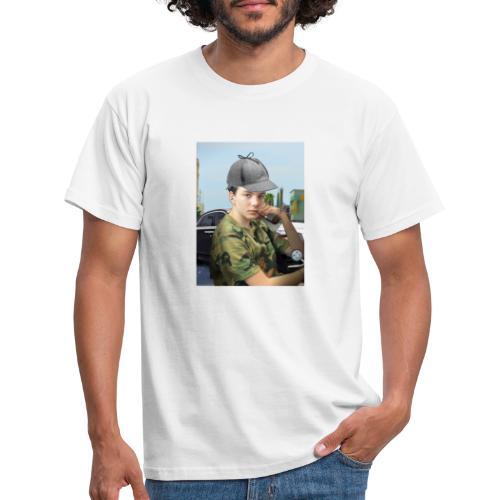 Detektiv Laurin - Männer T-Shirt