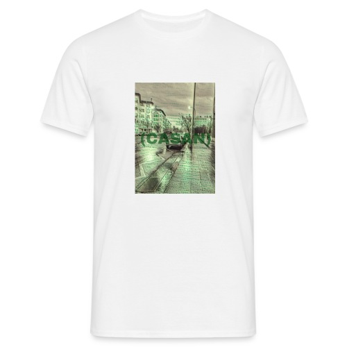 CASAN BARRIO - Camiseta hombre