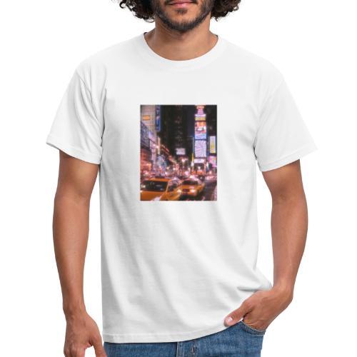 Ciudad - Camiseta hombre