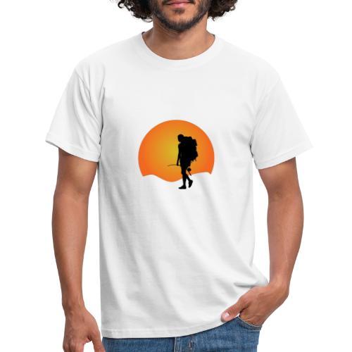 Capoeira me venceu - Men's T-Shirt