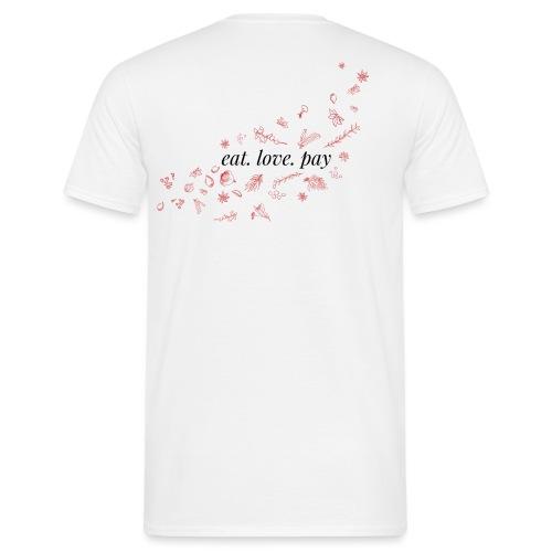 KBH T SHIRT 012 png - Männer T-Shirt