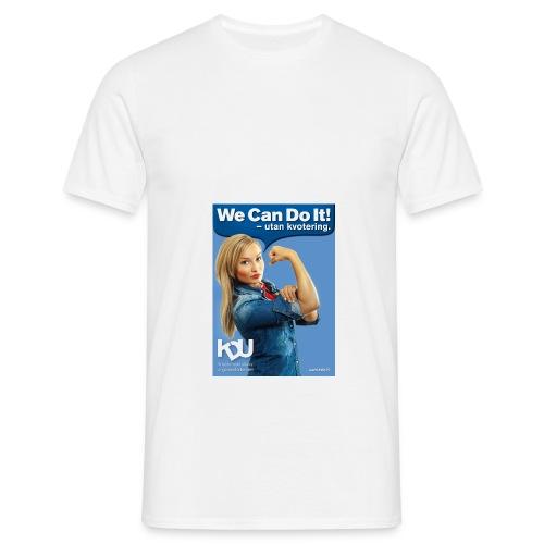 affisch tshirt - T-shirt herr