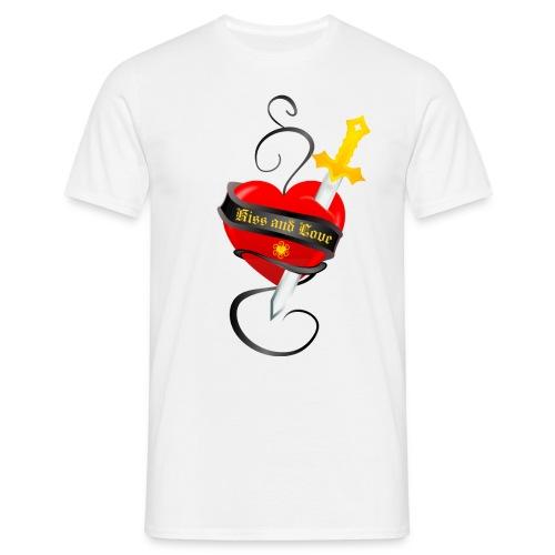 angel_heart2 - T-shirt Homme