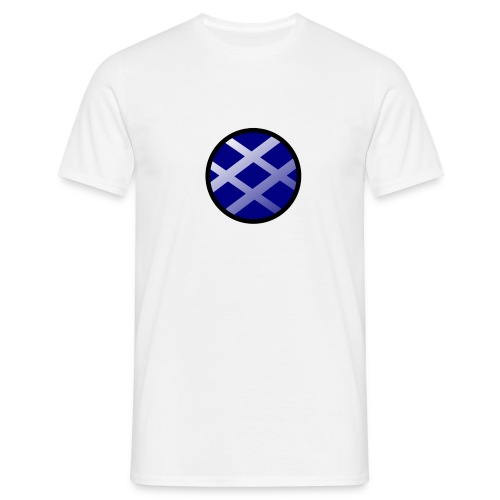 Logo církel - Men's T-Shirt
