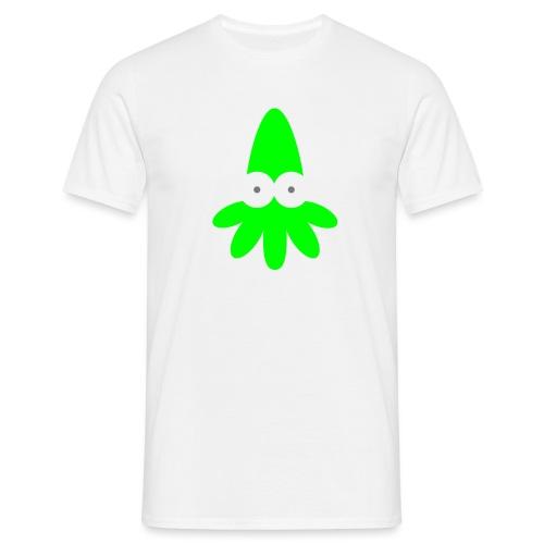 Squid Vector - choose design colours - Men's T-Shirt