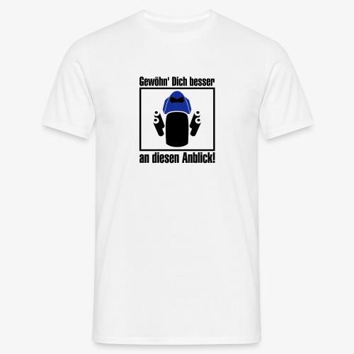 z1000 Anblick - Männer T-Shirt