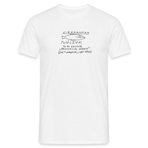 tunczyk - Koszulka męska