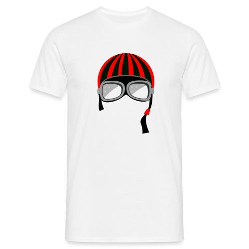 red_helmet-png - Maglietta da uomo