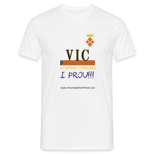 vic dona - Camiseta hombre