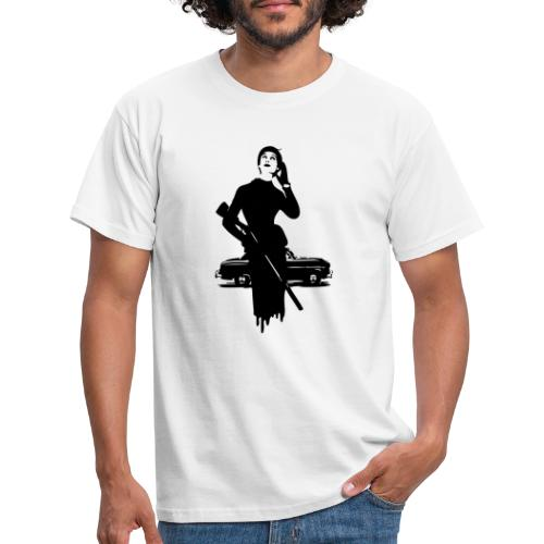 Bad Girl - Maglietta da uomo