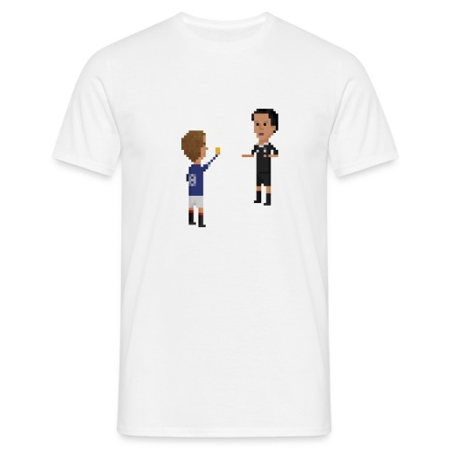 Referee boked - Men's T-Shirt
