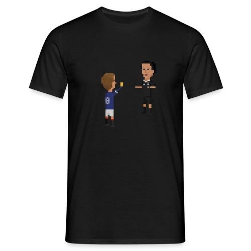 Referee boked - Men's T-Shirt