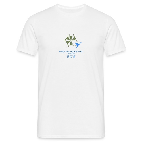 Capture d'écran 2016-03- - T-shirt Homme