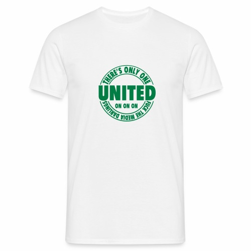 ONLY ONE UNITED - Men's T-Shirt