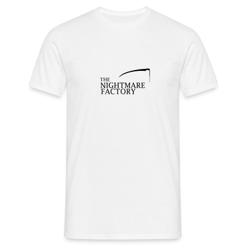 nightmare factory Nero png - Men's T-Shirt