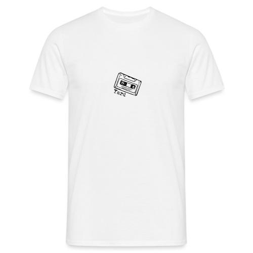YARD recorder - Mannen T-shirt
