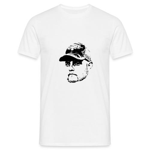 tex david head threshold - Men's T-Shirt