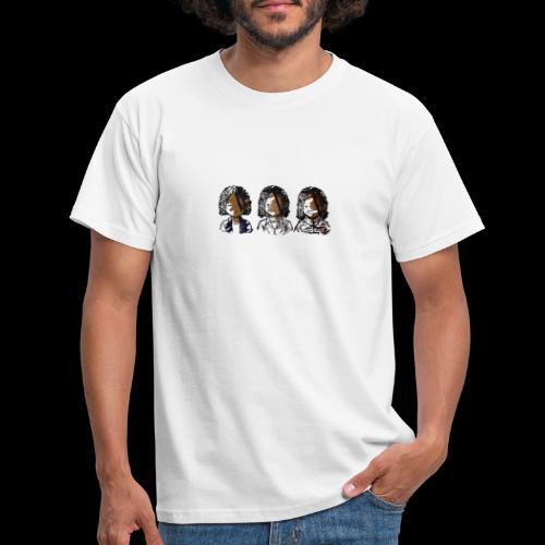 Mehki Raine 3-Part Evolution - Men's T-Shirt