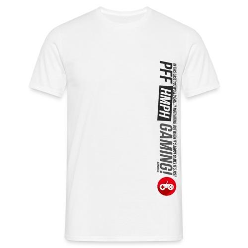 pffhmph - Men's T-Shirt