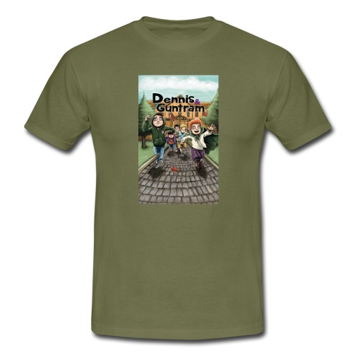 DuG-Band1-Kurztitel - Männer T-Shirt