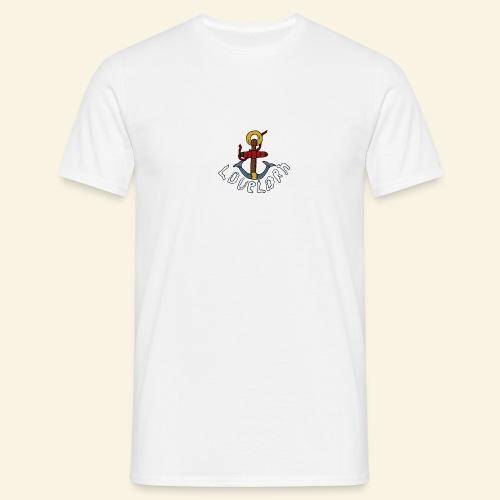 Ancre Lovelorn - T-shirt Homme