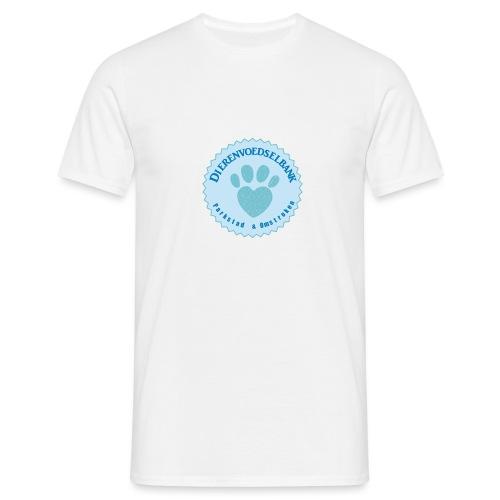 DVB LOGO - Mannen T-shirt