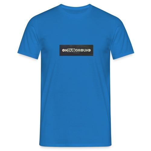 odg logo stikers30x100 - T-shirt Homme