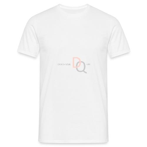 Ddesignerqueen - Mannen T-shirt