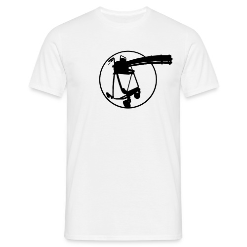walkerminigun - Men's T-Shirt
