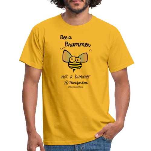 Bees6-1 Save the bees - Men's T-Shirt