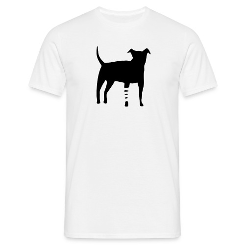 Canidius Dog Black - Männer T-Shirt