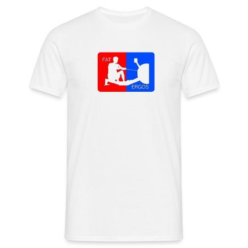 Fat Ergos - Men's T-Shirt