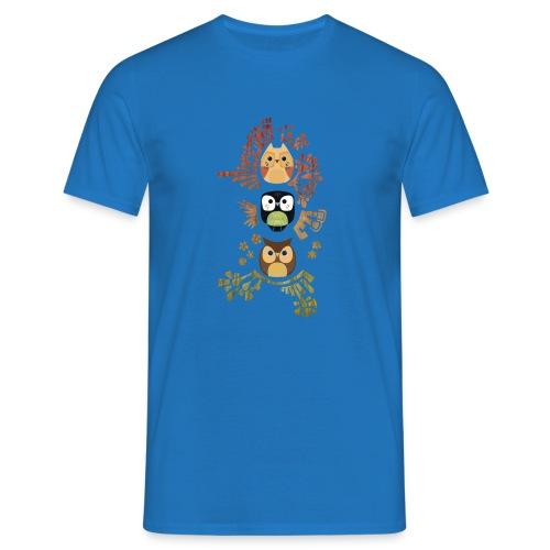 Good Wise Owls - Männer T-Shirt