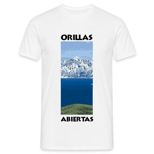 orillas abiertas - Camiseta hombre