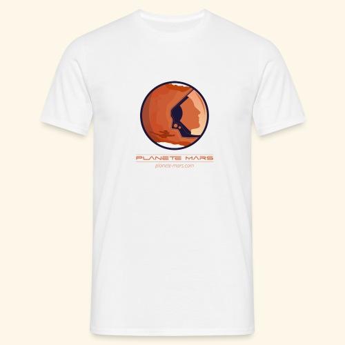 Planète Mars - T-shirt Homme