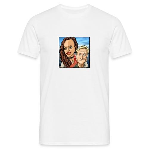 Zoe Wash DUO WAVE 1 - Men's T-Shirt