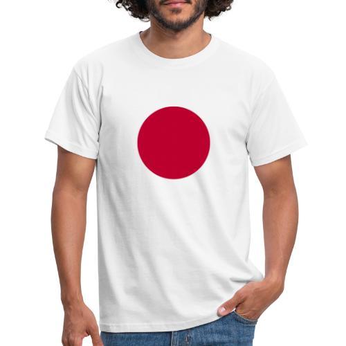 Rising sun - Miesten t-paita