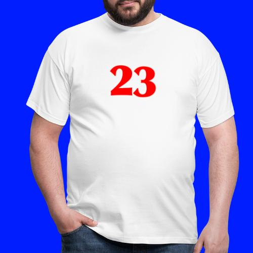 Number 23 - T-shirt herr