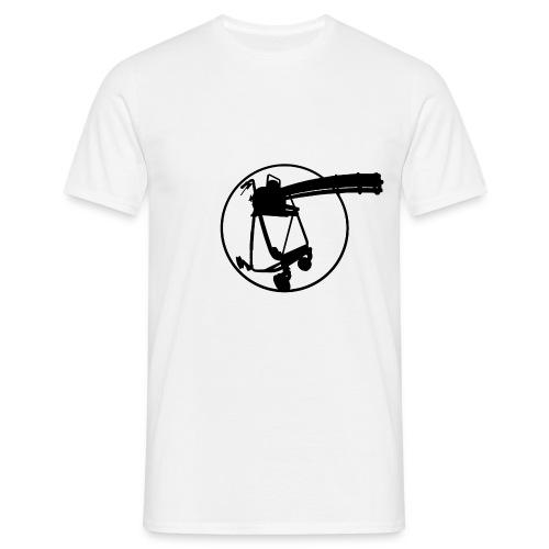 walkerminigun - Men's T-Shirt