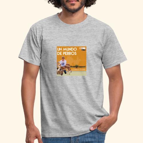 Un mundo de perros 1 03 - Camiseta hombre