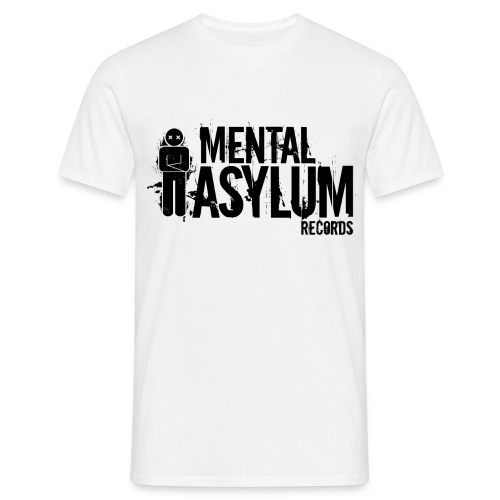 Mental Black - Men's T-Shirt