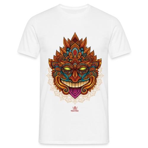 Masker - Mannen T-shirt