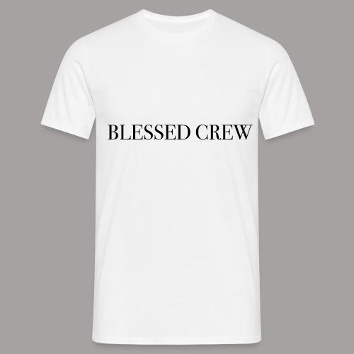 Blessed Logo - Männer T-Shirt