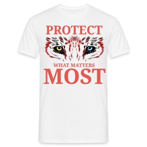 T.Finnikin Designs - Protect - Men's T-Shirt