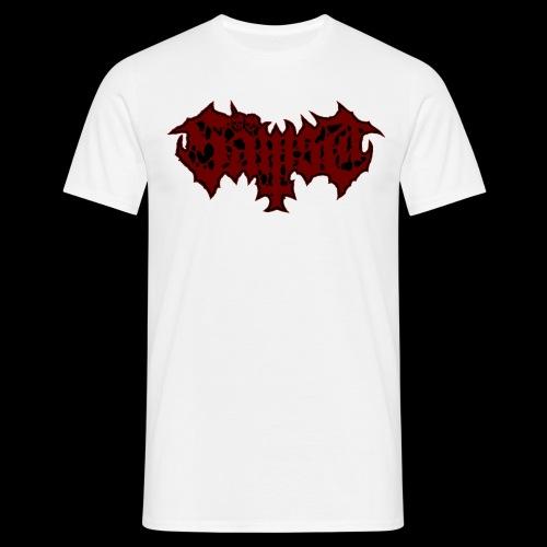 Sämst logo red - T-shirt herr