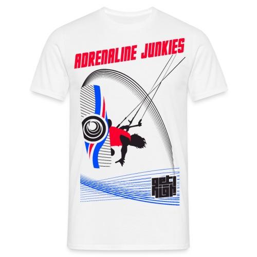 Adrenaline Junkies Light - Camiseta hombre