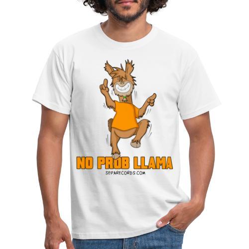 NO PROB LLAMA - Maglietta da uomo