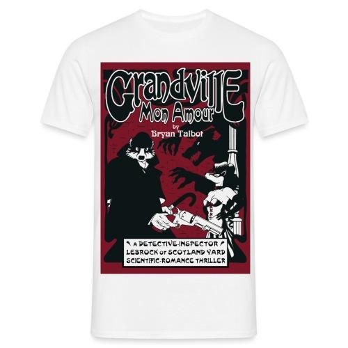 Grandville Mon Amour - Men's T-Shirt